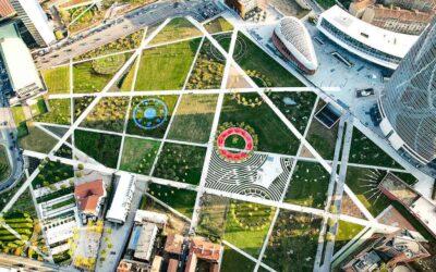 Milano e la Biblioteca degli alberi