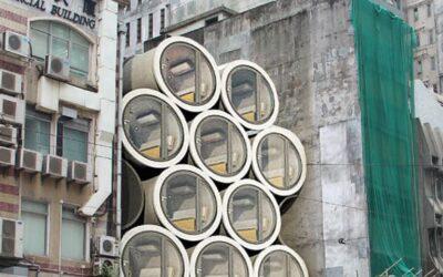 OPod Tube Housing, micro appartamenti a capsula