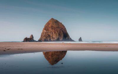 Fotografie dei paesaggi dell'Oregon di Ludwig Favre