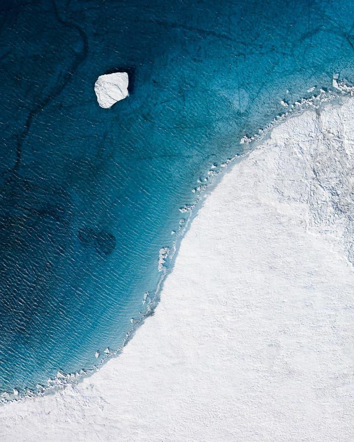 ghiacciai artico