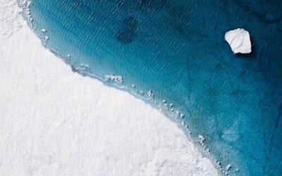La bellezza disastrosa dei ghiacciai fotografati da Tom Hegen