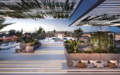 Il design italiano per il nuovo Pestana CR7 Hotel a Marrakech
