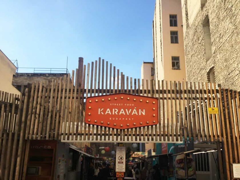 karavan budapest