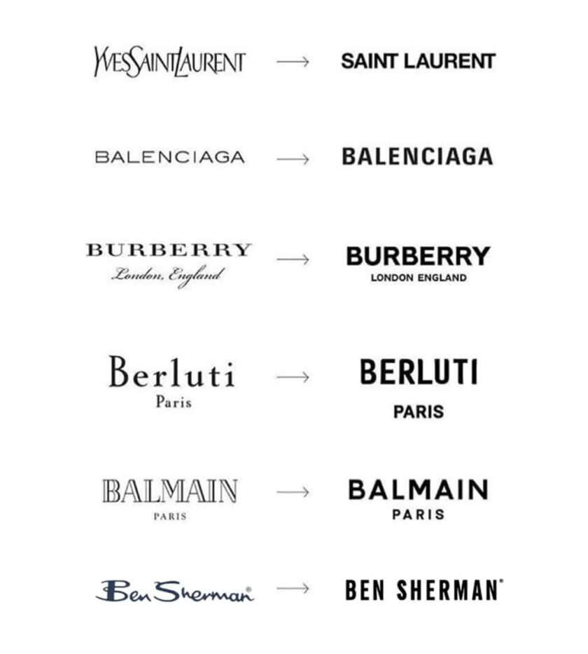logo design luxury brands