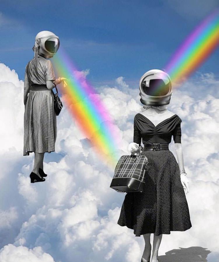 Greta Pasha space women