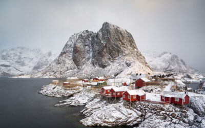 """Pure Lofoten"", fotografie dall'arcipelago norvegese"