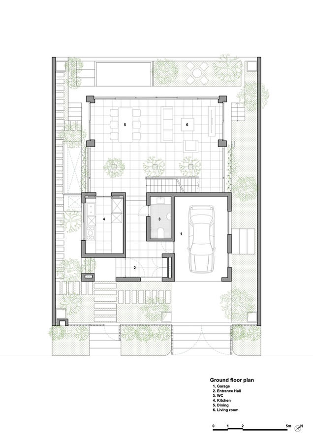 stepping park house plan