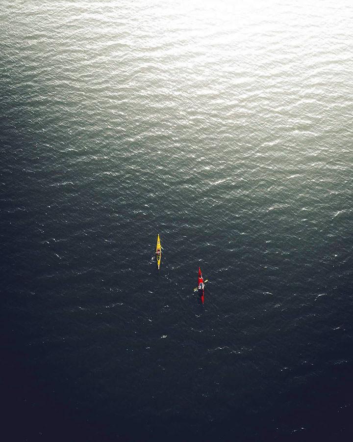 canoa in svezia