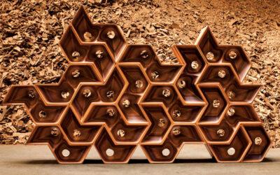 Metamorphosis, come un unico materiale può dar vita a oggetti diversi