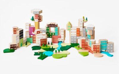 Blockitecture, il gioco per piccoli architetti di James Paulius