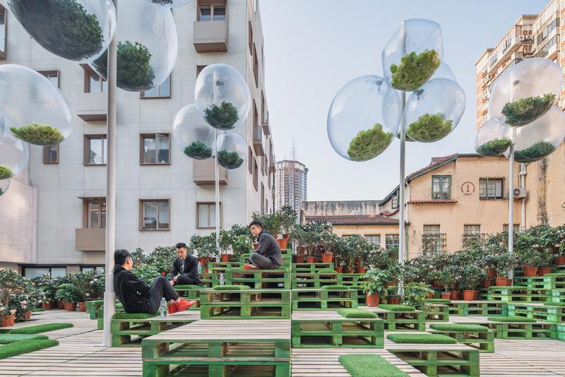 giardino urbano