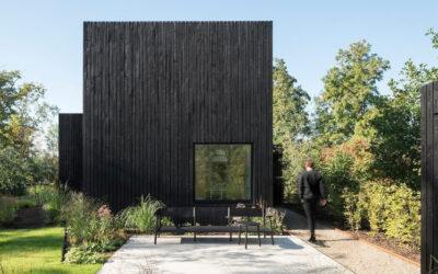 "La ""piccola"" casa di design tra i laghi di Vinkeveense"