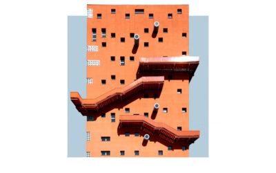 La grafica e il minimalismo nelle foto architettoniche di Luca Vegetti