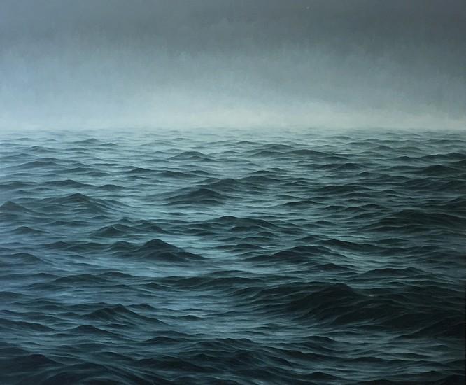I paesaggi marini di Jake Aikman