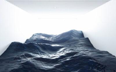 L'oceano in una stanza