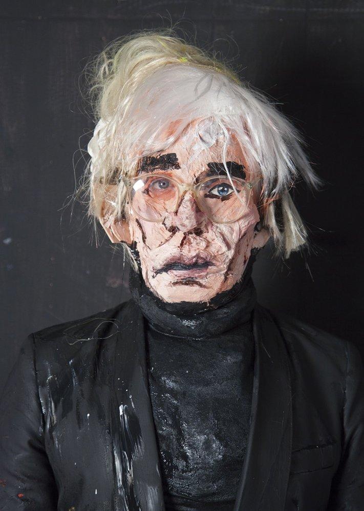 Marie Lou Desmeules - sculture viventi