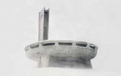 Ex infrastrutture sovietiche abbandonate, Danila Tkachenko