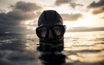 Il rapporto tra uomo, mare e sole nei ritratti di Florian Gruet