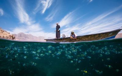 Il grande esempio dell'Oman e della sua pesca sostenibile, Matt Porteous