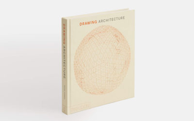 Dal 2120 a.C. a oggi, la storia dei disegni architettonici in un libro