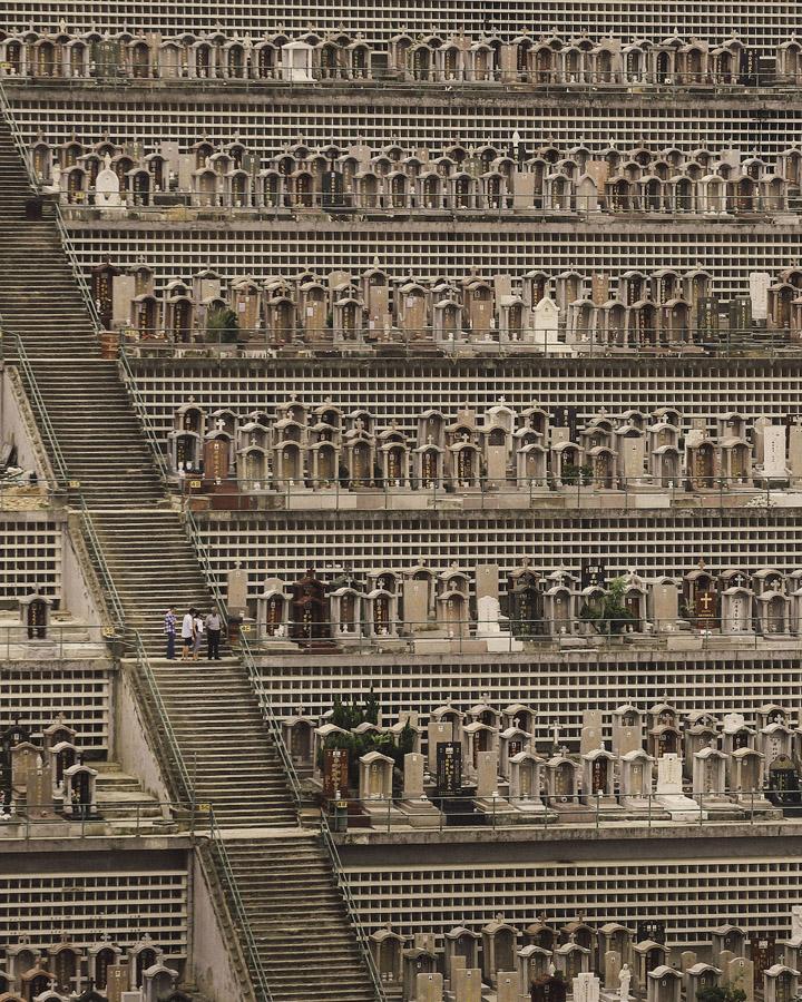 cimitero verticale