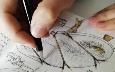 Il design artigianale di Notempo