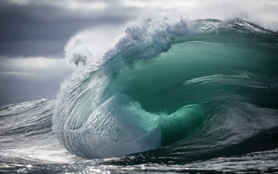 Warren Keelan, il fotografo del mare