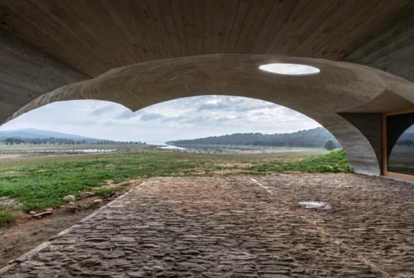 villa ipogea
