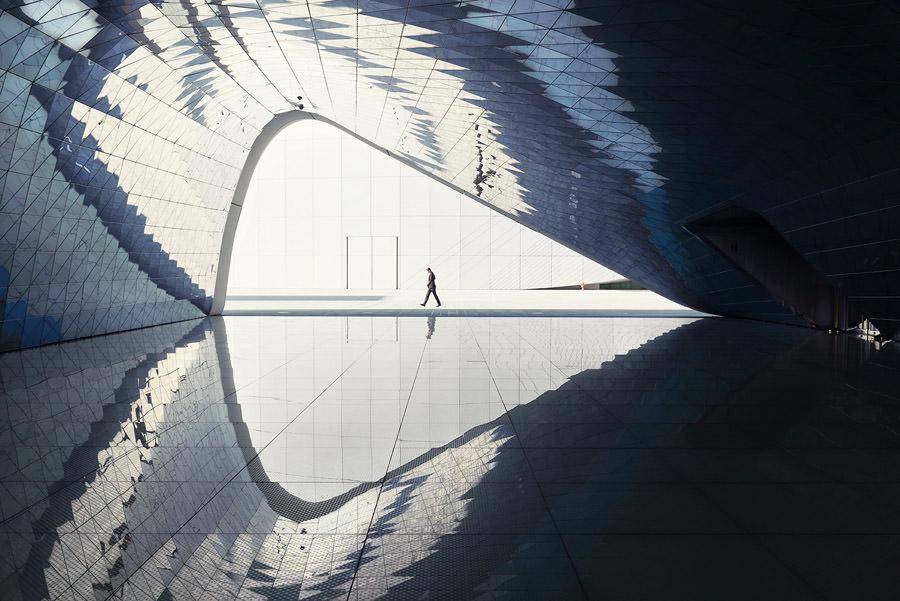 Geometrie Urbane - Andres Gallardo