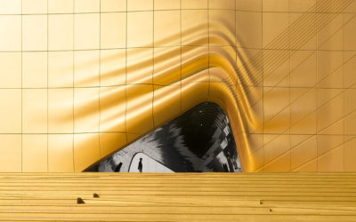 Geometrie urbane fotografate da Andres Gallardo
