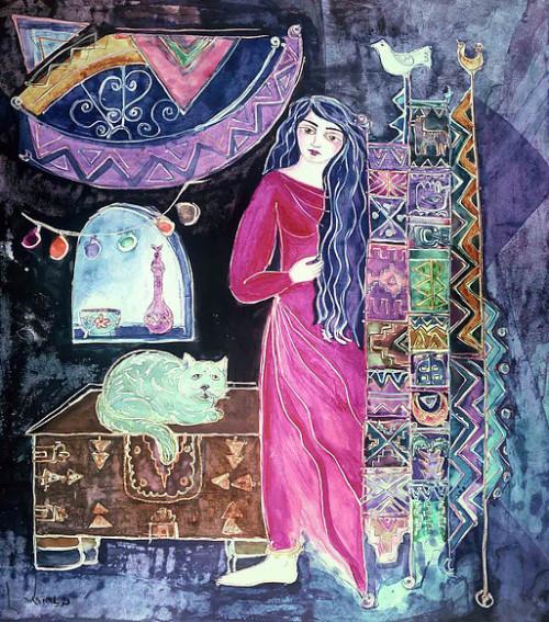 Thuraya Al-Baqsami