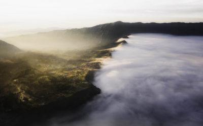 La bellezza dei panorami sperduti di Luke Stackpoole