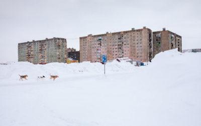 """""""Concrete Siberia"""", paesaggi sovietici dell'estremo nord"""