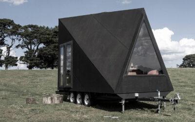 Il rifugio mobile progettato in serie limitata da Studio Edwards