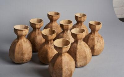 Design davvero sostenibile, Gourds dello studio Crème