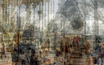 La vita urbana nelle immagini astratte di Alessio Trerotoli