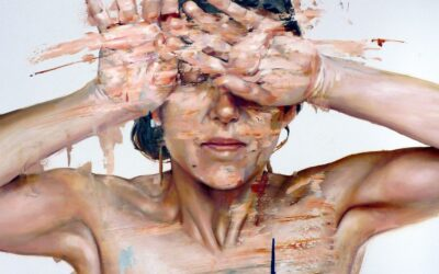 Distruzione creativa. La pittura di Cesar Biojo