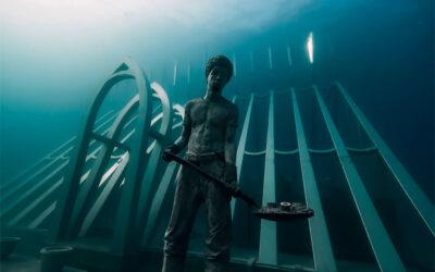 Il museo subacqueo alla barriera corallina Australiana