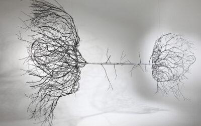 L'arte imita la natura. Le sculture in acciaio di Sun-Hyuk Kim