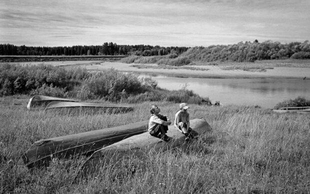 Il tema bucolico nella fotografia di Emil Gataullin