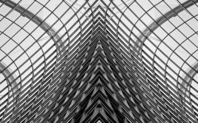I pattern di architettura e geometria astratta