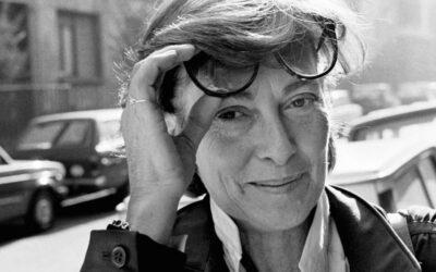 Cini Boeri, architetto e designer ma soprattutto donna