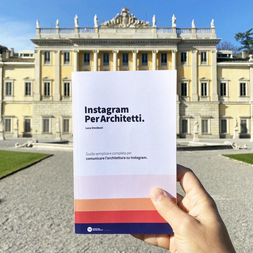 Libro Instagram per Architetti