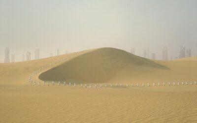 Tradizione e modernità, il Qatar nelle fotografie di Danila Tkachenko