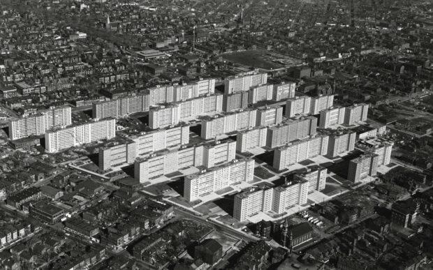 La miopia delle città del movimento moderno e dei suoi maestri