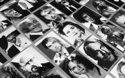 Retratos (con)fusiones, i collage digitali di Gisela Faure