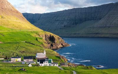 La straordinaria bellezza dei villaggi delle Isole Faroe