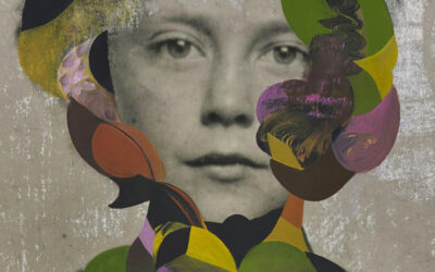 Hand Painted Photographs, le foto-pitture di Cathy Cone
