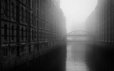 I magazzini Speicherstadt di Amburgo fotografati da Alexander Schoenberg