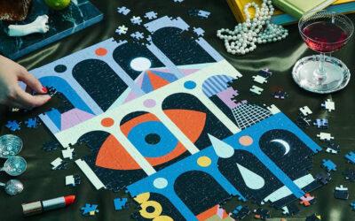 I puzzle di Mejo, un viaggio fantastico ad ogni incastro